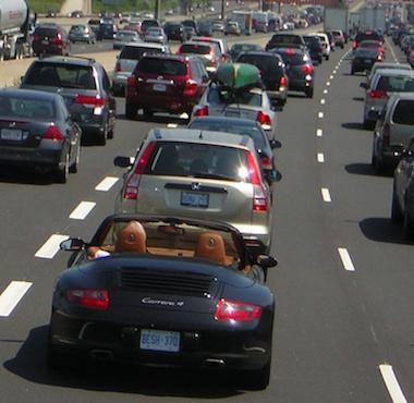 401 Traffic Jam