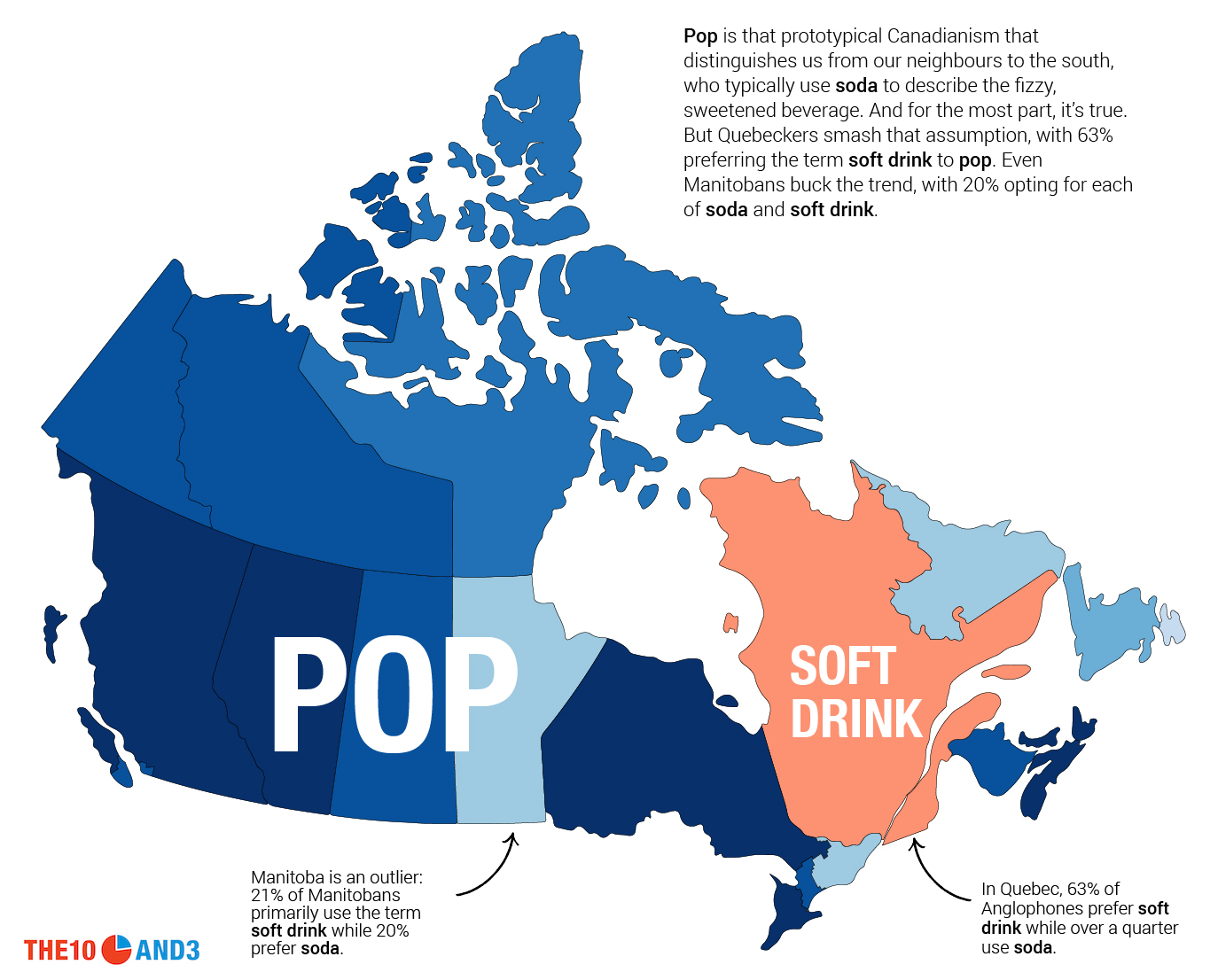 Map Of Western Canada Provinces.This Is How Canada Talks The 10 And 3