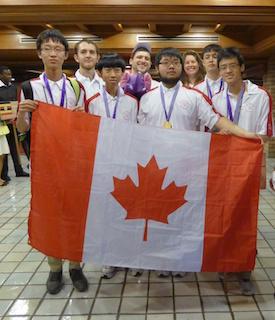 Canada Math Team