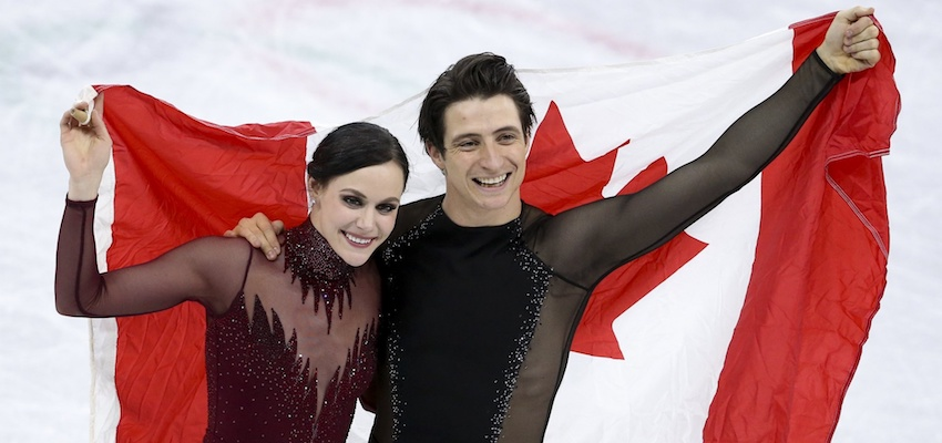 Tessa and Scott