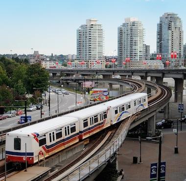 Vancouver Skytrain