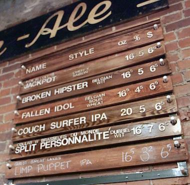 Canadian Craft Beer