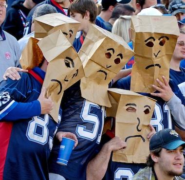 Miserable Bills Fans